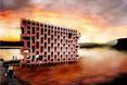 Nagroda w kategorii Projekt bez realizacji – projekty przygotowane przez studentów kierunków architektonicznych, projekt Brick to Heaven