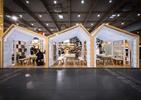 Arena Design 2015 – pawilony z drewna i papieru