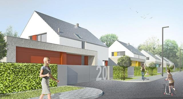 Dom dostępny 2021 - nagroda główna w konkursie architektonicznym