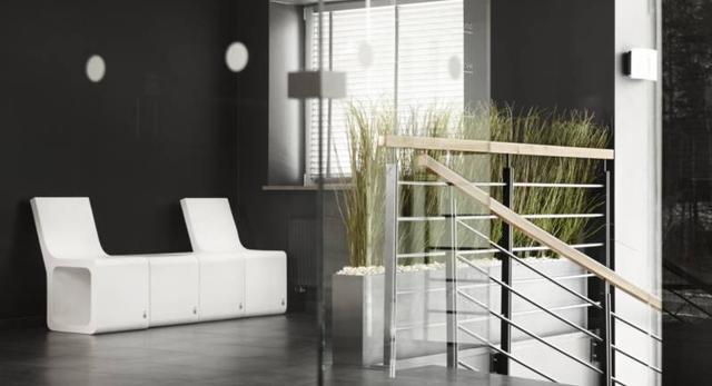 Modern Line, minimalizm i proste bryły betonowych mebli