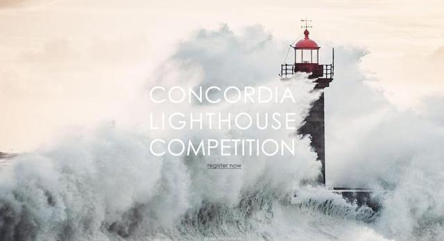 Konkurs architektoniczny - latarnia morska na toskańskim wybrzeżu