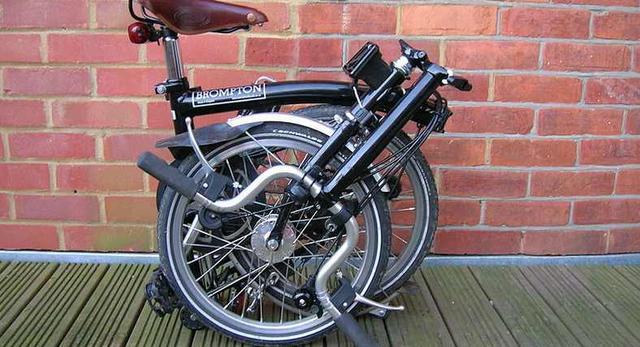 Rower składany Brompton