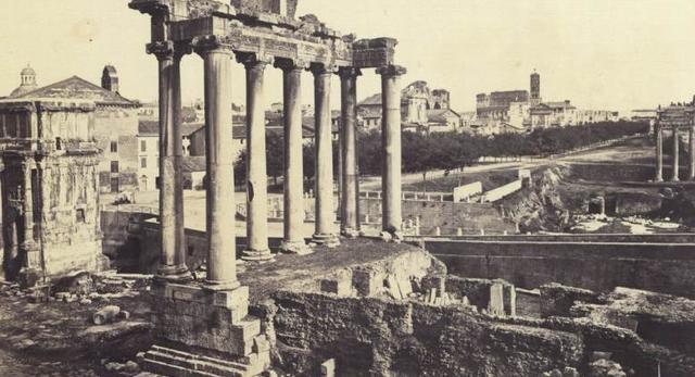 Świątynia Sturna na Forum Romanum