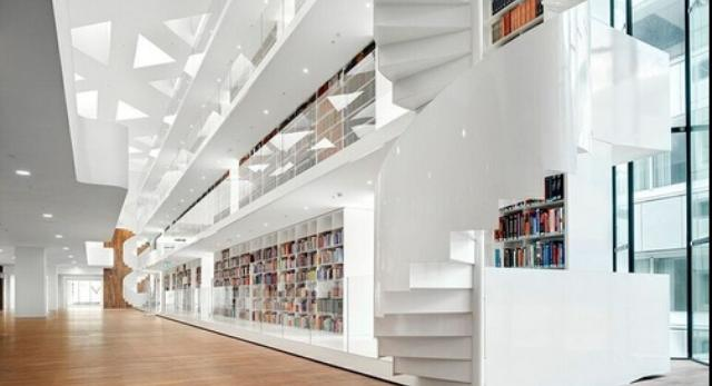 Centrum Edukacyjne Erasmus MC, Rotterdam, Holandia