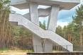 Brutalizm kontratakuje? Wieża z betonu architektonicznego, Janów Lubelski