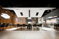 Wnętrze kawiarni Cafeina