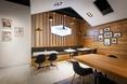 Kawiarnia Cafeina. Indywidualne stoliki