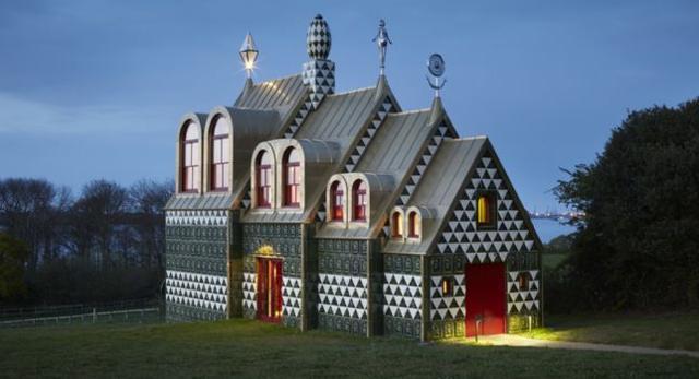 Współczesna architektura w Wielkiej Brytanii: House for Essex