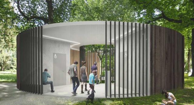 Konkurs architektoniczny KOŁO: Grand Prix