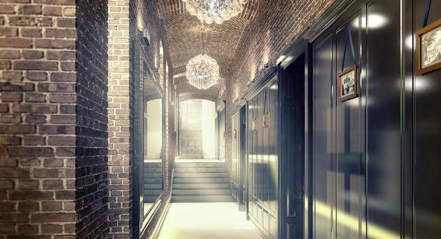 Nowe lofty i apartamenty we Wrocławiu, budynek starego szpitala miejskiego