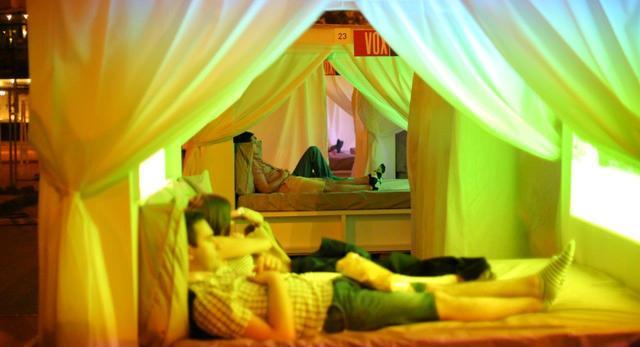 Kino łóżkowe, TRANSATLANTYK Festival