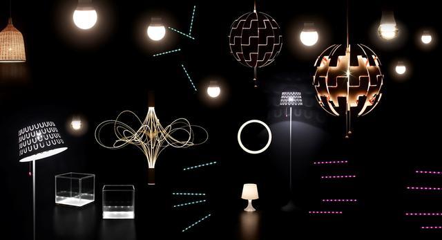 Diody LED w lampach IKEA