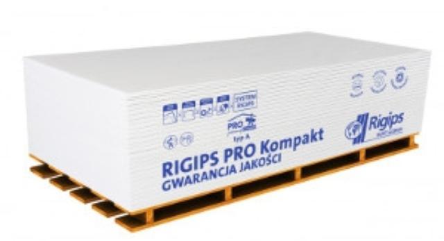Płyta g-k RIGIPS PRO Kompakt