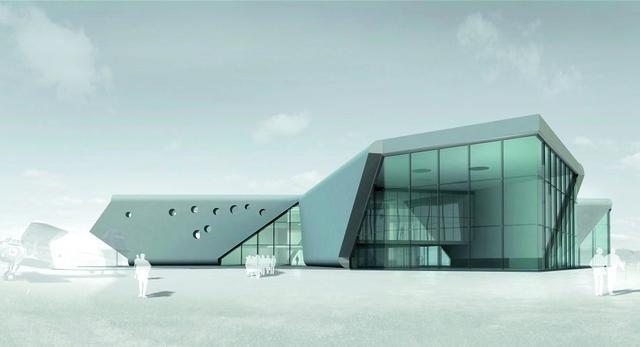 Pysall.Ruge Architekten: Muzeum Lotnictwa Polskiego