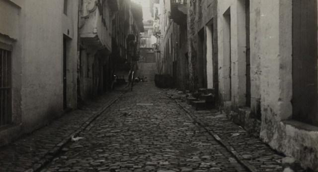 Karol Świacki, uliczka w Hiszpanii, ok. 1910