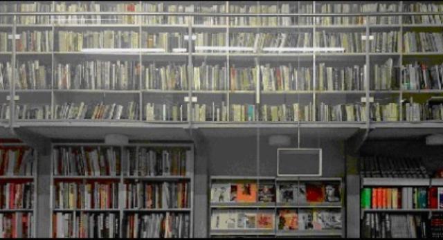 Ukryta biblioteka. Spotkanie z Krzysztofem Nawratkiem