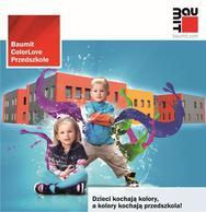 Nowy konkurs Baumit - ColorLove Przedszkole