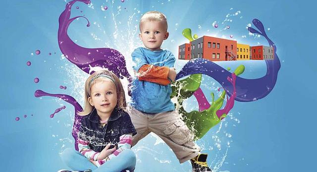 Konkurs baumit - nowe, kolorowe elewacje dla przedszkola