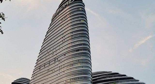 Wieżowce zaprojektowane przez Zahę Hadid uznane za najlepsze