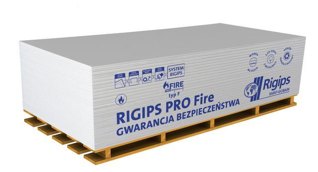 RIGIPS PRO Fire typ F