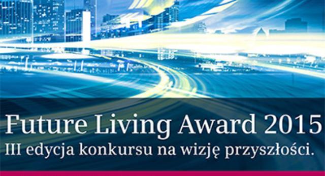 Architektura i design przyszłości: Future Living Award 2015