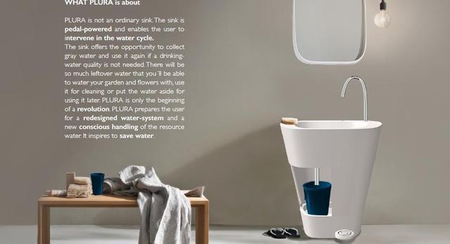 Zrównoważony rozwój, łazienka i Roca
