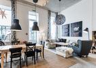 Kuchnia Spotkań IKEA w stylu skandynawskim