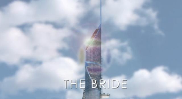Drapacz Chmur w Basrze (Irak) ma być najwyższą bryła wzniesioną przez człowieka