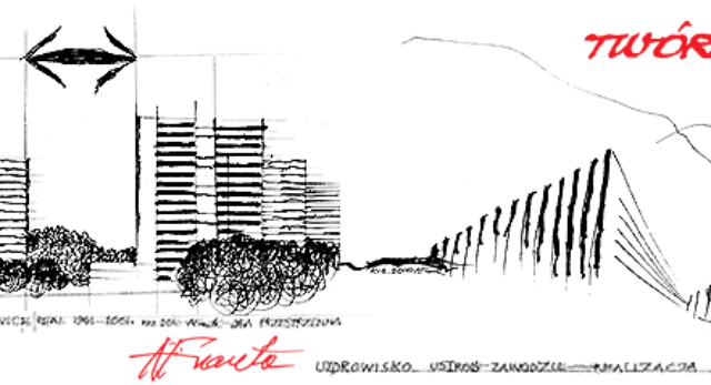 Aleksander Franta. Współczesna architektura na Śląsku