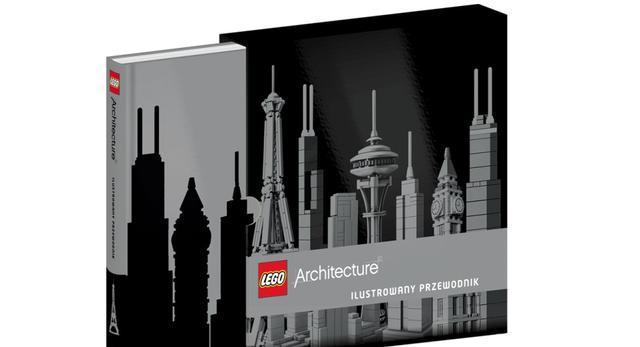 Album Lego Architecture. Przewodnik po architekturze