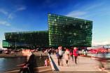 Harpa, Budynek nagrodzony w konkursie imienia Miesa van der Rohe