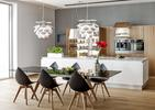 Projekt kuchni - nowy salon PEKA