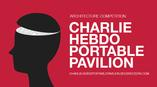 Pawilon wystawowy Charlie Hebdo