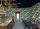 Herbaciarnia w warszawskim wieżowcu Cosmopolitan