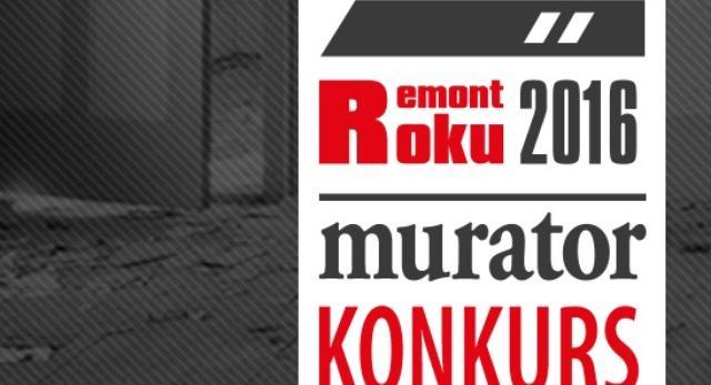 Remont roku 2016. Konkurs