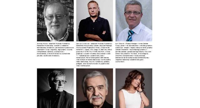 Jury konkursu architektonicznego Zehnder Projektujesz! Zyskujesz! 2016