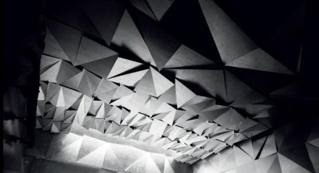 Wnętrze Filharmonii Szczecińskiej. Album o współczesnej architekturze