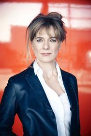 Amanda Levete z pracowni architektonicznej AL_A. Wykład architektki w Warszawie