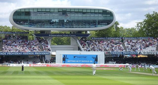 Lord's Media Centre, Londyn