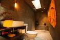 Zen loft, łazienka