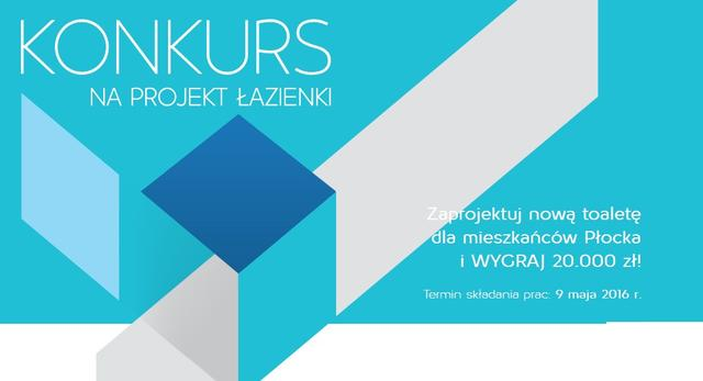 Konkurs architektoniczny Projekt Łazienki 2016