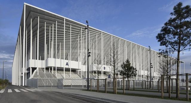 Stade Matmut Atlantique w Bordeaux