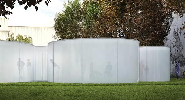 I nagroda w konkursie architektonicznym na projekt pawilonu dla chorych na raka