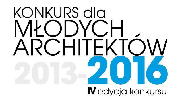 Konkurs dla Młodych Architektów 2016