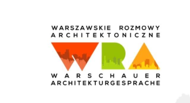 Miasto ogród. Warszawskie rozmowy architektoniczne 2016