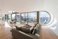 Flexhouse, salon. Współczesna architektura Szwajcarii