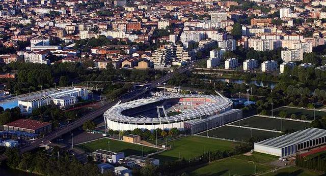Stadiony na Euro 2016: Tuluza