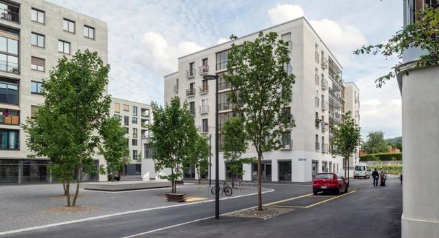 Alternatywne osiedle w Zurychu. Współczesna architektura Szwajcarii