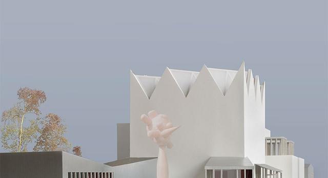 Muzeum Sztuki Nowoczesnej, Ryga. Projekt