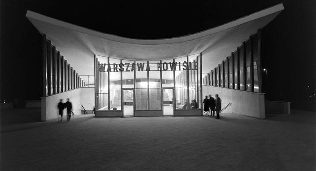 Zjawiskowa współczesna architektura Warszawy widziana okiem Zbyszka Siemaszki